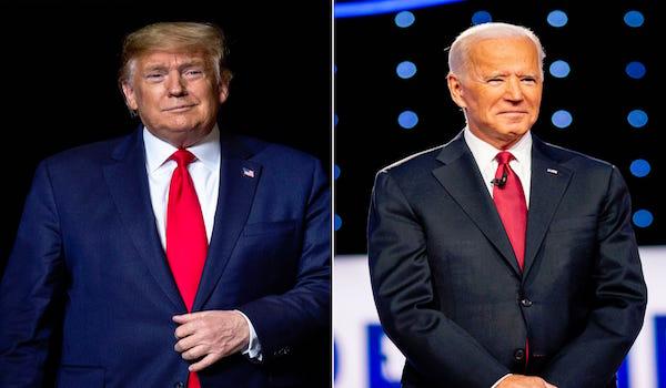 Fox News Biden Trump poll