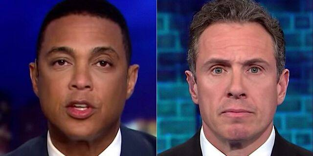 Don Lemon Chris Cuomo CNN threat blow up entire system Supreme Court pick