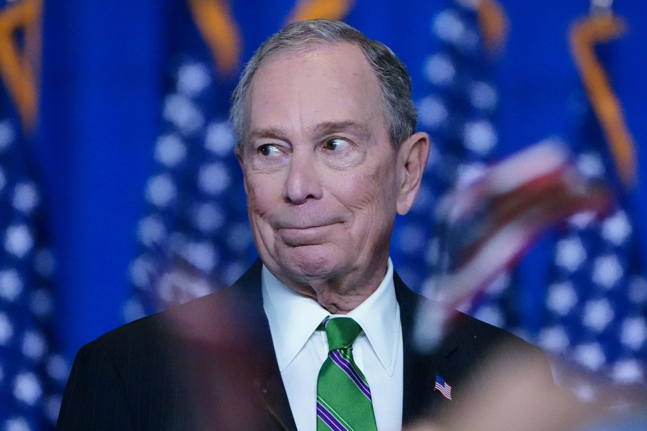 Michael Bloomberg investigation