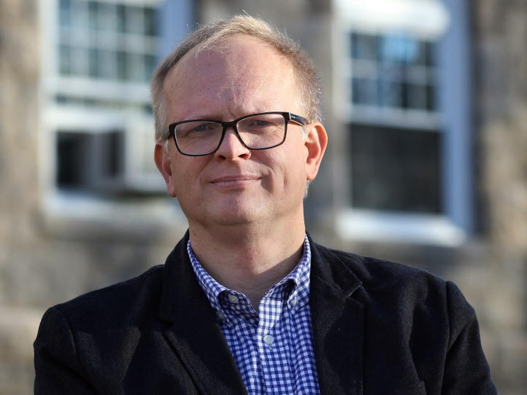 Professor Erik Loomis