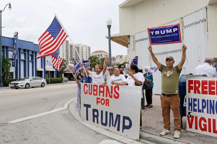 Trump closing the gap with Florida Hispanics in poll