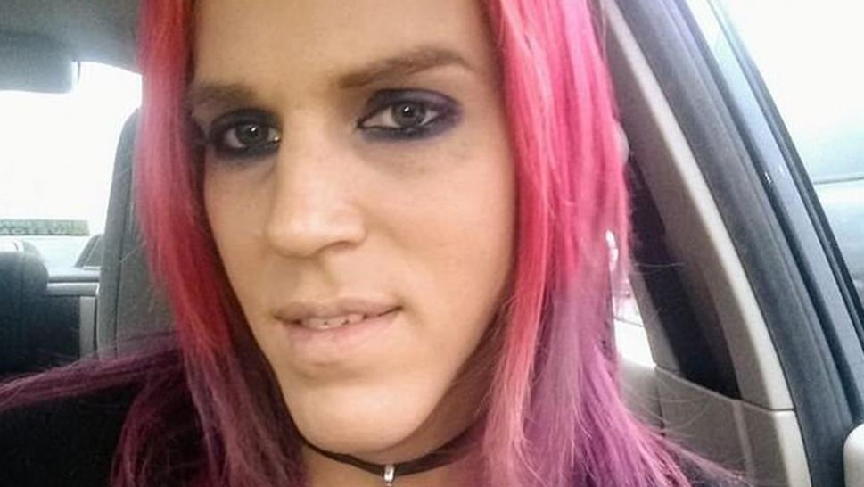 Aria DiMezzo transsexual satanist anarchist