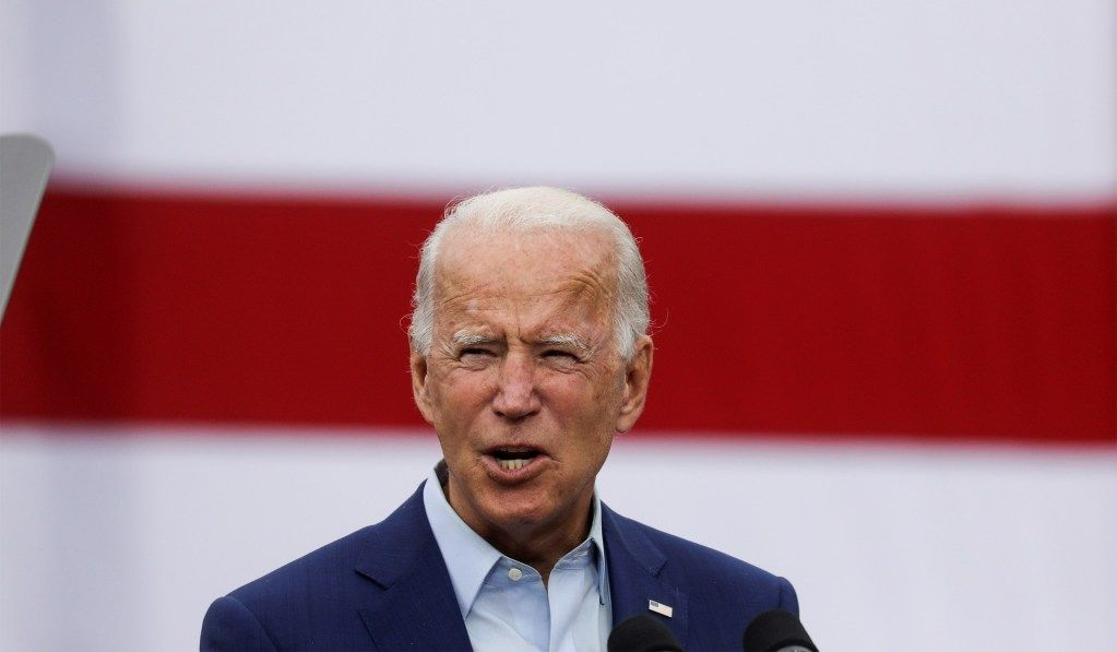 joe biden calls for gun control