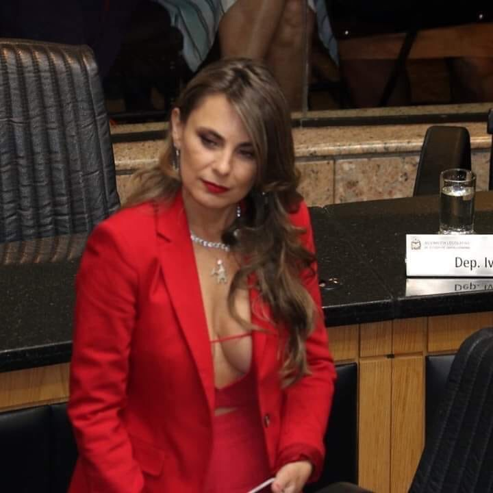 Well Endowed Lawmaker Catches Heat Over Her Outfit Choices...Can You See Why?