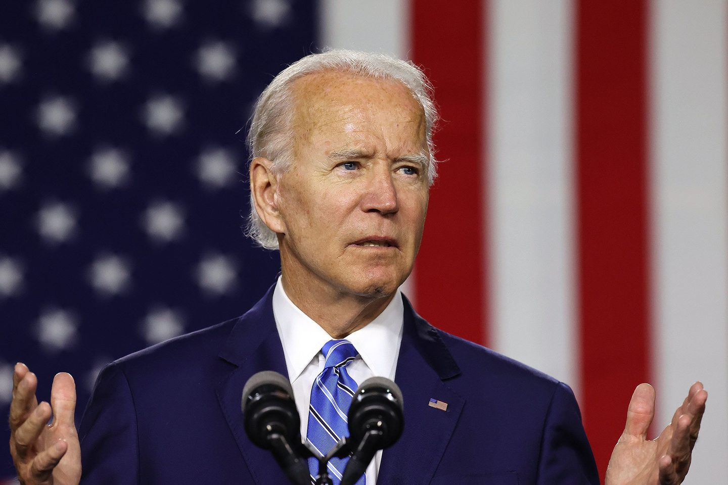The left has avoided discussing Joe Biden's slave owning ancestors