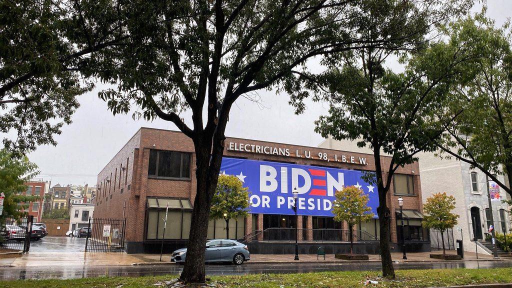 IBEW headquarters raided by FBI