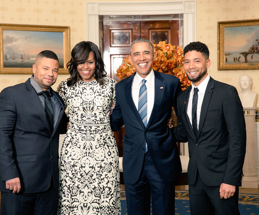 Michelle Obama Jussie Smollett