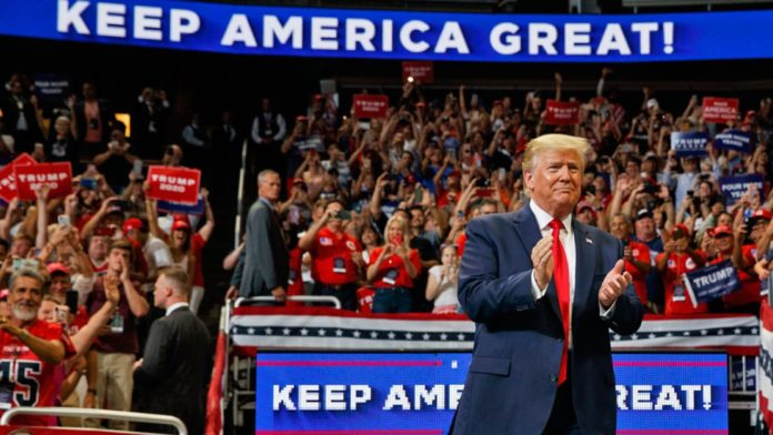 New poll shows Trump leading in Florida