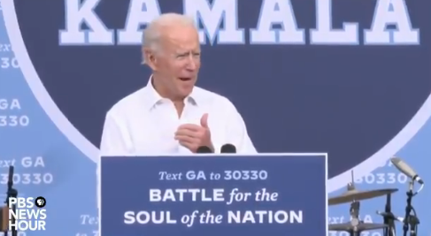 Joe Biden Slips Up...Spills the Beans on Accident
