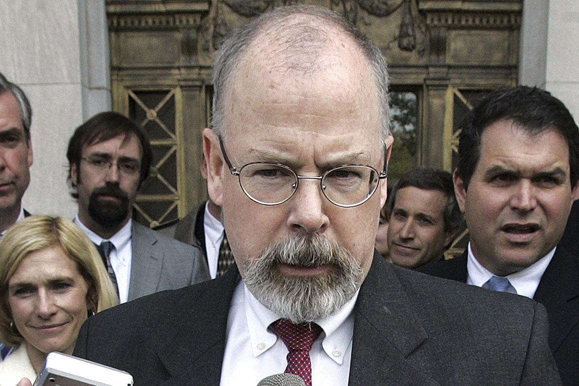 John Durham subpoenas