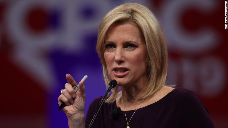 Laura Ingraham Just Flipped