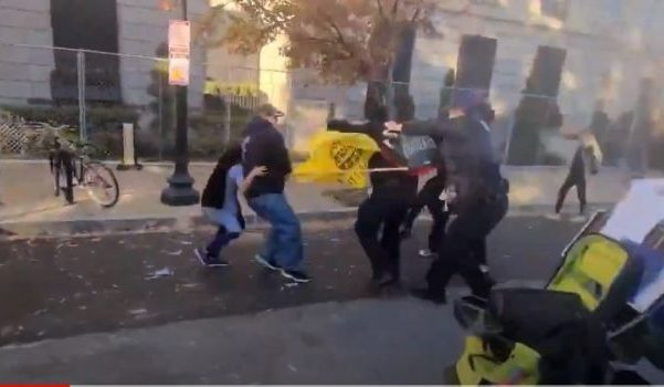 BLM and ANTIFA Begin Attacking Innocent Americans