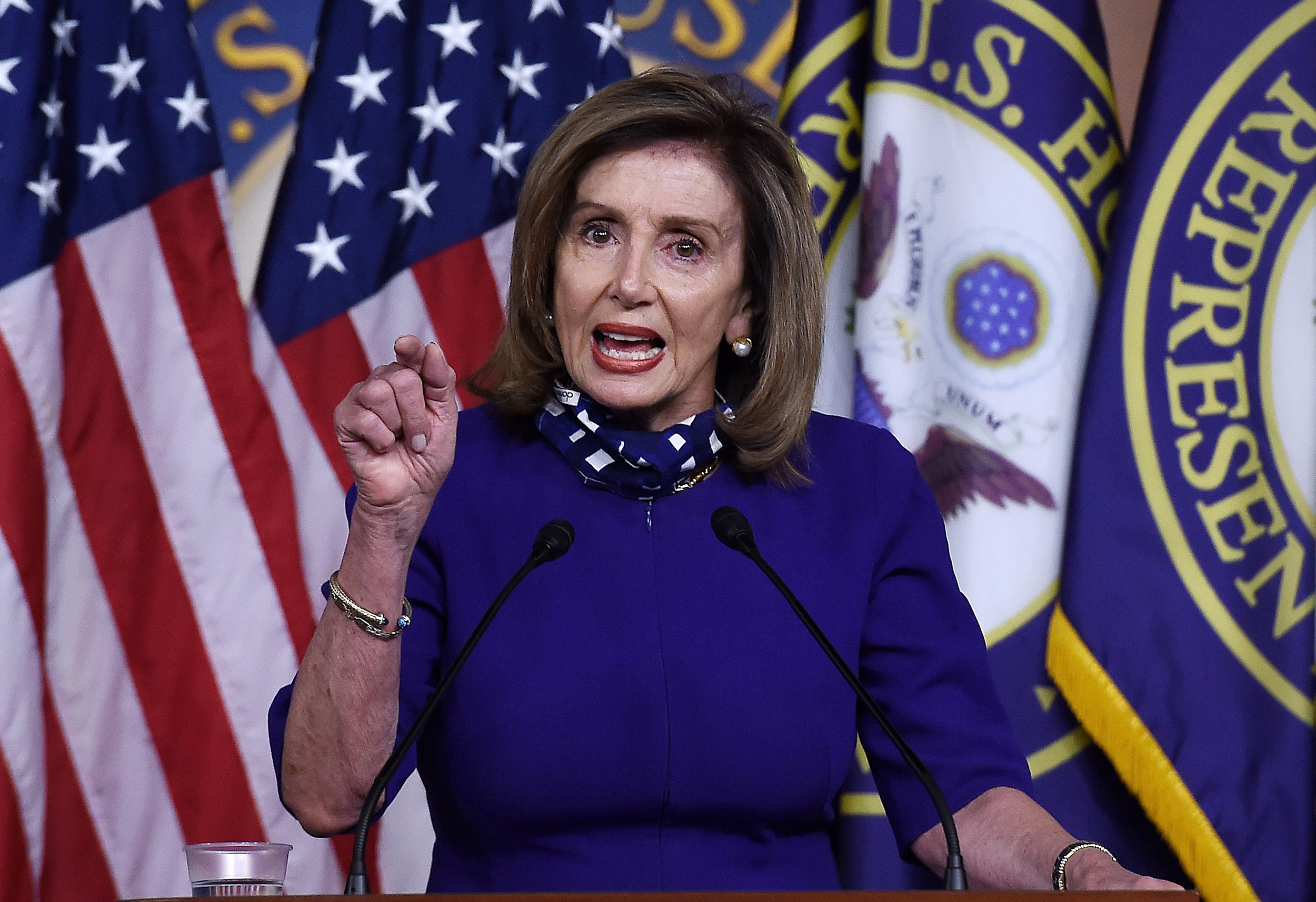 Nancy Pelosi's Dreams CRUSHED...Receives the Bad News