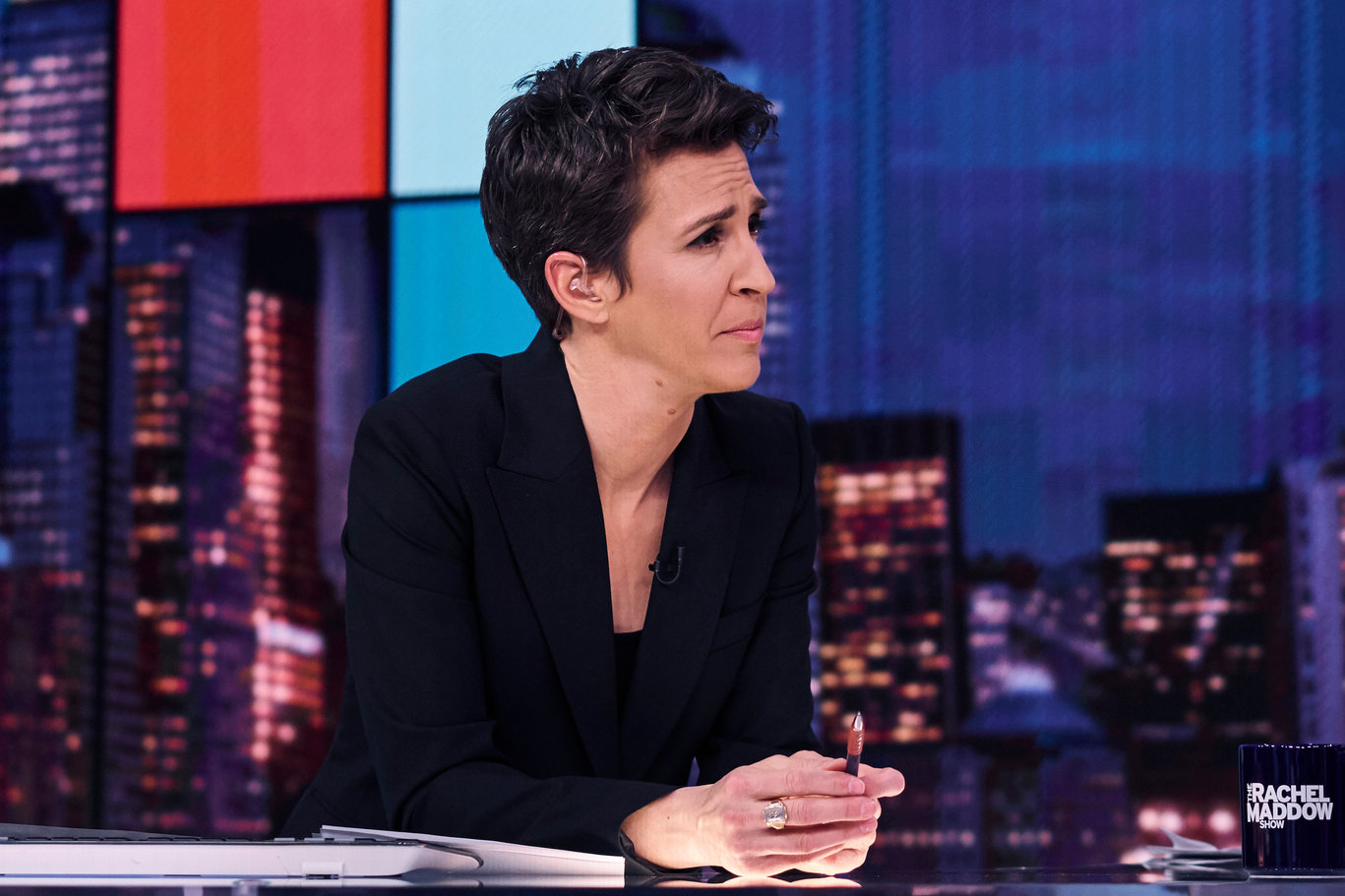 Rachel Maddow Finally Admits!