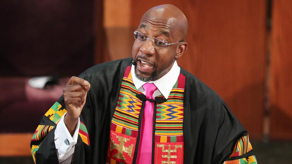 Candidate Raphael Warnock's DISGUSTING Past Surfaces and Dems are FREAKING Out
