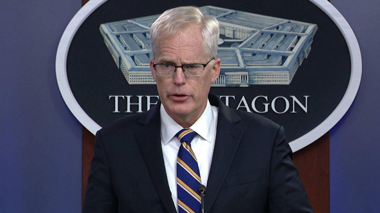 Defense Sec. Orders HALT on Biden Team