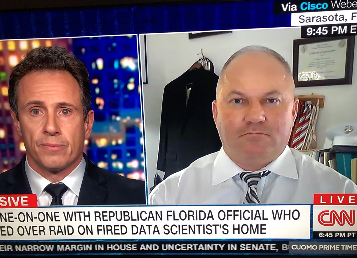 GOP Turncoat Resigns, Instantly Jumps in Bed With CNN