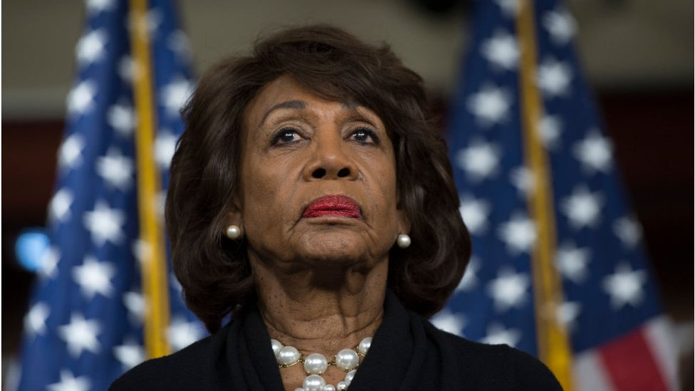 Maxine Waters Scandal Comes to Light