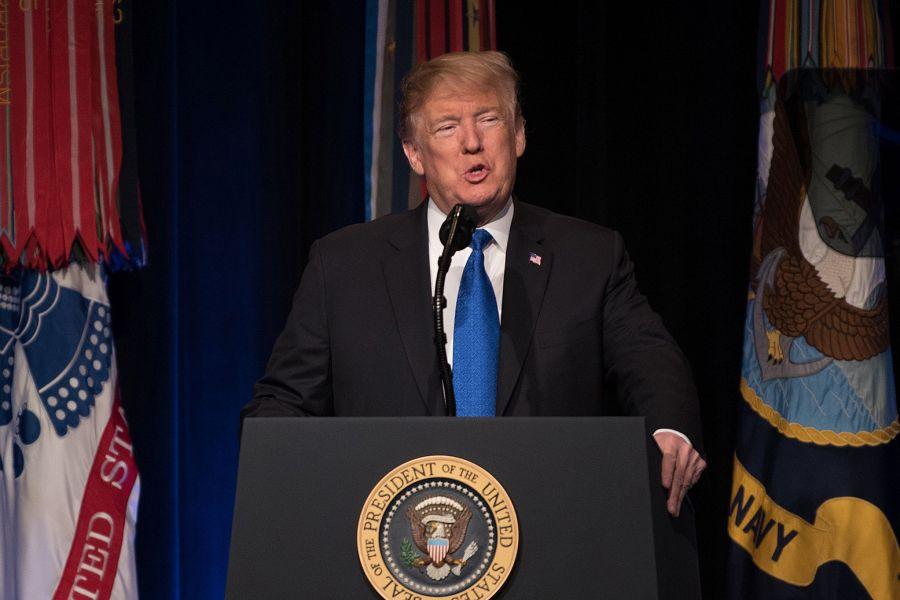 BOOM: Pentagon Announcement in Favor of TRUMP