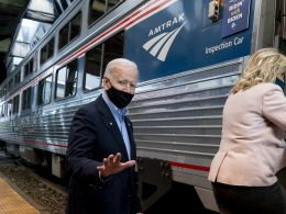 Biden Scared Sh*tless... Cancels Trip