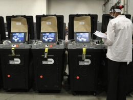REPORT: Dominion Machines Broken in SEVERAL Red Districts, Voters Told Ballots Will be Scanned 'LATER'