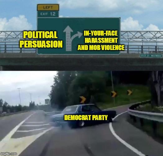 High Ranking Democrat Caught on Camera INCITING Violence