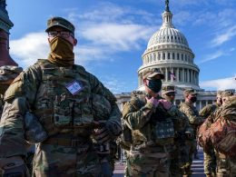 National Guard Members Removed from Inauguration Duty
