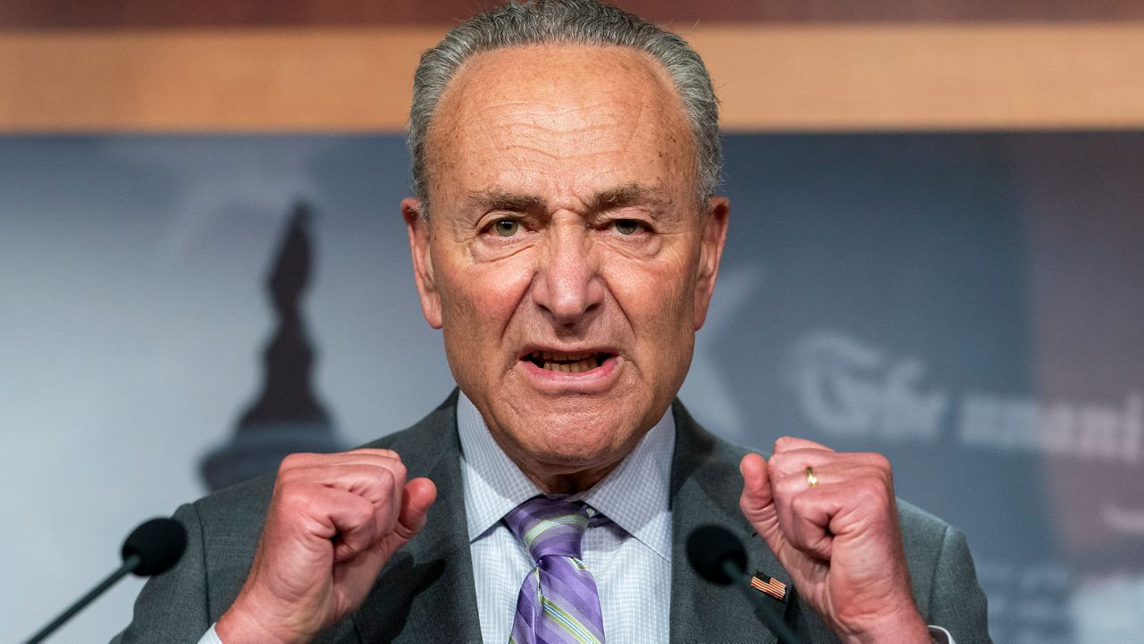 SHOCKING Report on Chuck Schumer