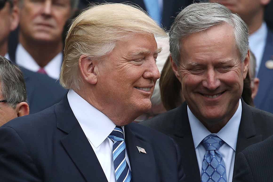 Trump and Mark Meadows Have the Goods, BIG News Coming This Week