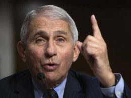 With Trump Out of the Way, Fraudster Fauci Makes Announcement