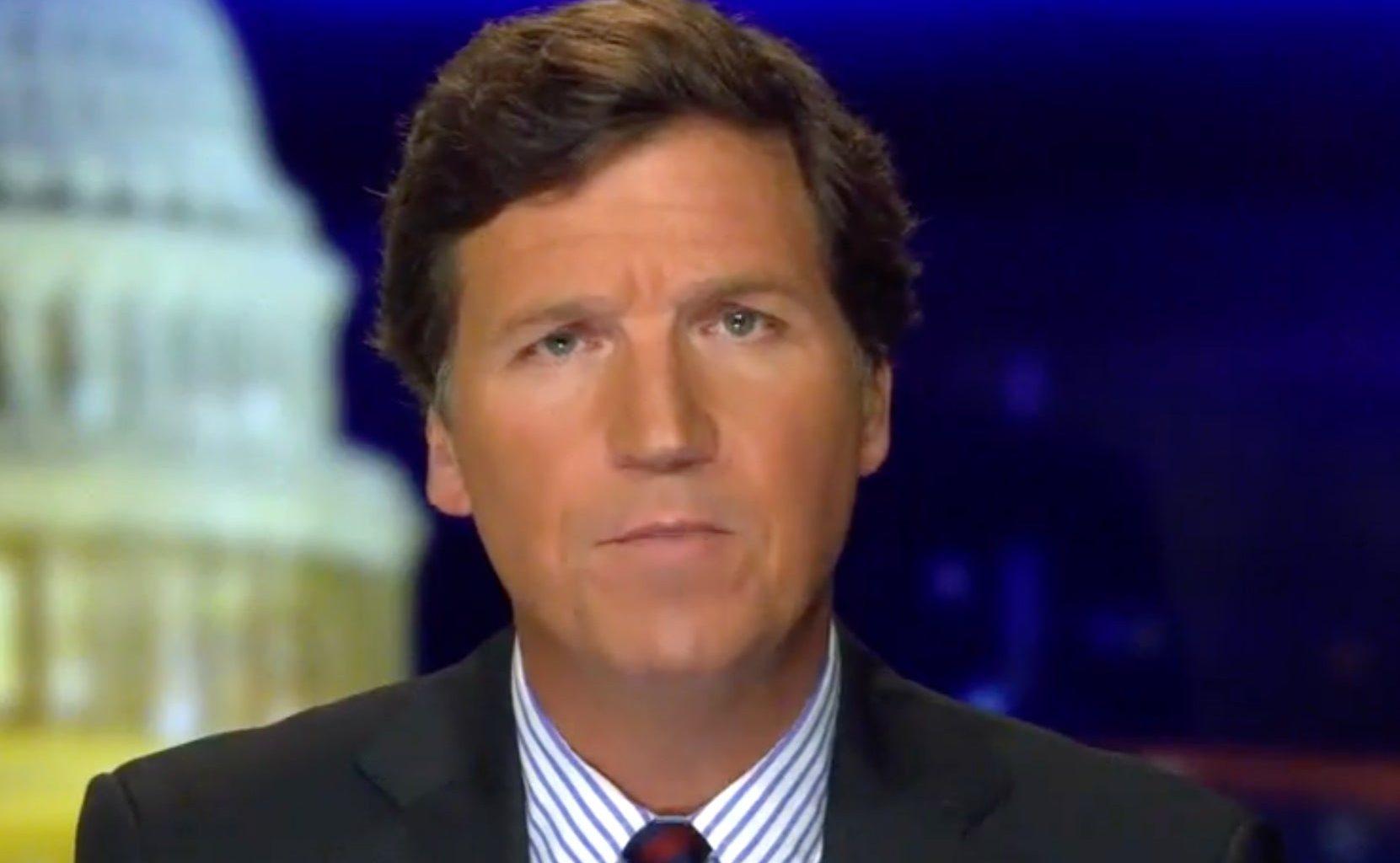 Leftist joins Tucker to Warn of Democrats Totalitarianism HOSTILE TAKEOVER