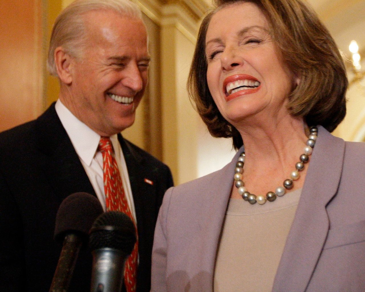 Nancy Pelosi Just Stop Dems Right in Their GREEDY Tracks