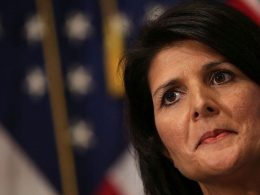 Nikki Haley Just Flipped