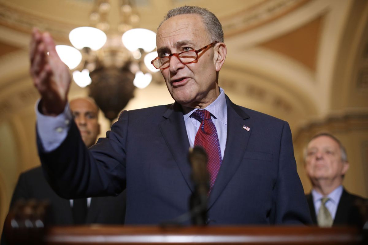 Senate Dems Block Bill to 'Accurately Report Virus Deaths'