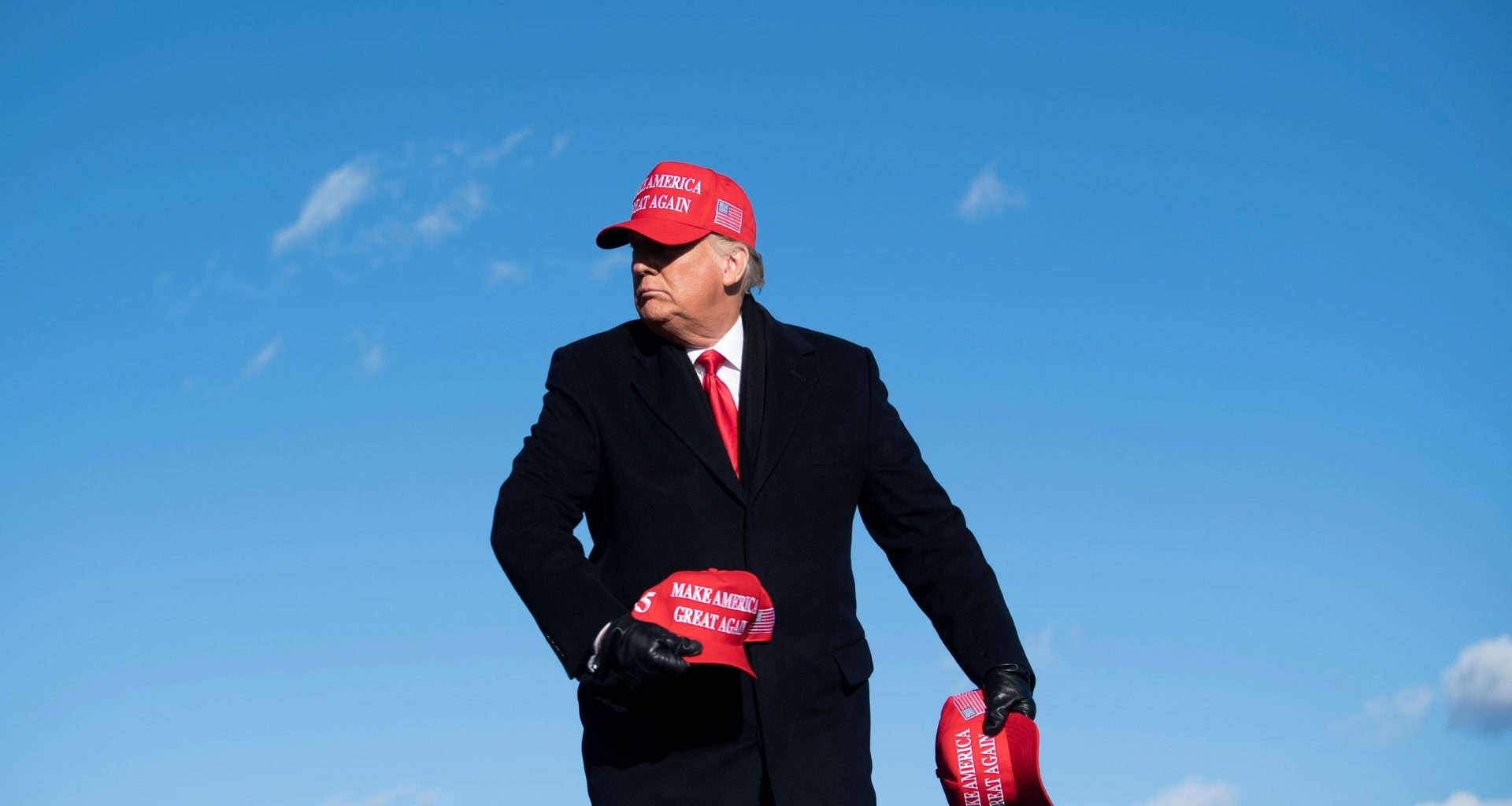 YES: Trump Vows to Take it Back