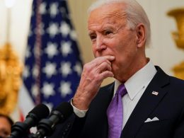 Another Democrat Just Flipped On Biden as His Administration Stumbles and Crumbles From Within