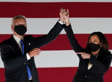 Video: Biden Announces to the World Kamala is President of the United States