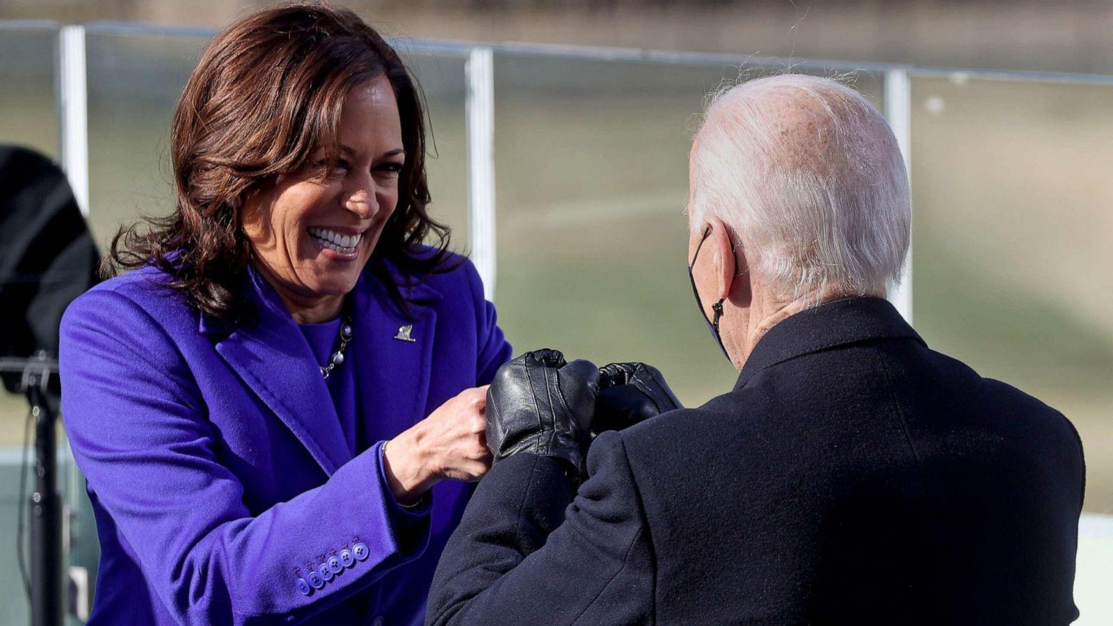 Biden Unable to Handle His Job, Hands Things Over to Kamala