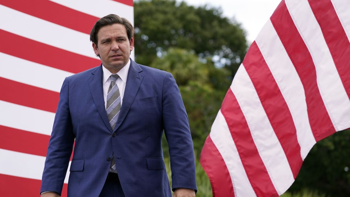 DeSantis Stops Biden Right in His Tracks, Shuts Down Sleepy Joe With These Words