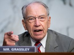 Senator Chuck Grassley Demands Answers From DOJ and FBI