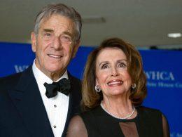 Nancy Pelosi Getting Rich Off Insider Trading