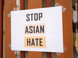 Never Trumper Blames White Supremacy for Black on Asian Hate Crimes