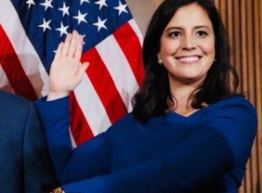 Days After Taking Cheney's Job, Elise Makes One of Her Most Important Announcements