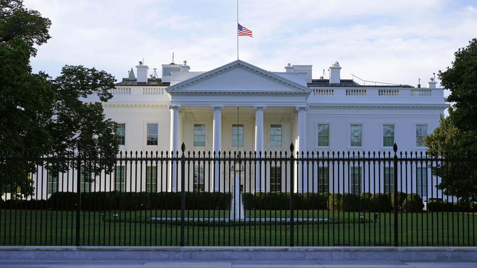 White House on High Alert