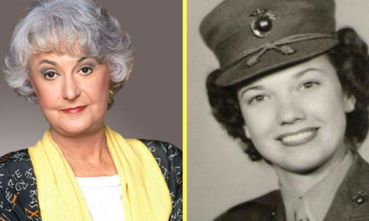 Bea Arthur famous veterans