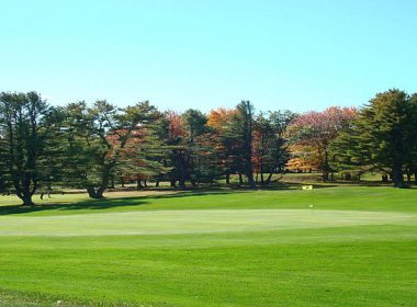 A golfer's bone-chilling discovery led police to the Gorham Country Club golf course at approximately 7:45 p.m. After arriving on the scene, officers found a wheel that had detached from a plane's landing gear.