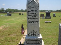Century Old Tombstone Has Chilling Warning About Democrat Party