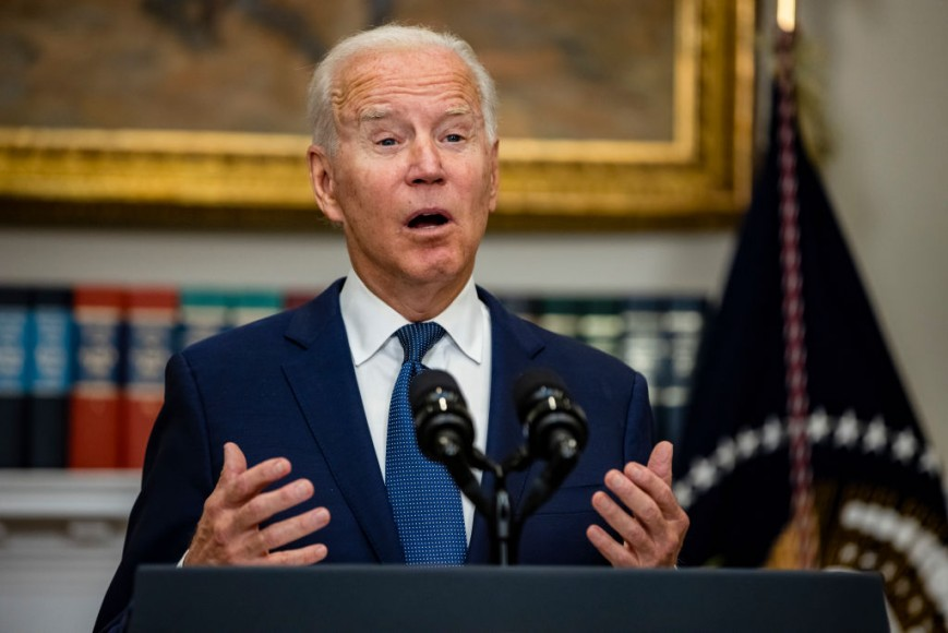 Biden Gets Fact Checked After Bogus Flat Out LIE