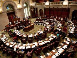 Senate Dems Unveil New Election Steal Bill