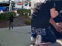 Video Captures the Moment Antifa Attempts to Murder Leader